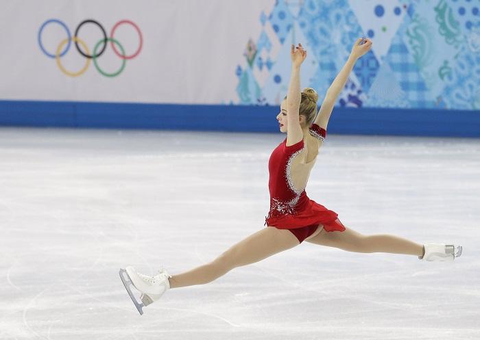 Trượt băng nghệ thuật - Môn thể thao đỉnh cao của sự tinh tế - Diễn Đàn Nữ  Lãnh Đạo Quốc Tế