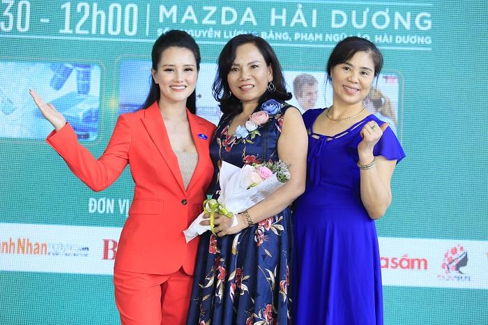 Hc 7 MC   BTV VTV Huyền Châu: Chương trình Phòng chống Ung thư từ Gốc như chiếc phao cứu sinh cho vấn đề sức khỏe người Việt Nam