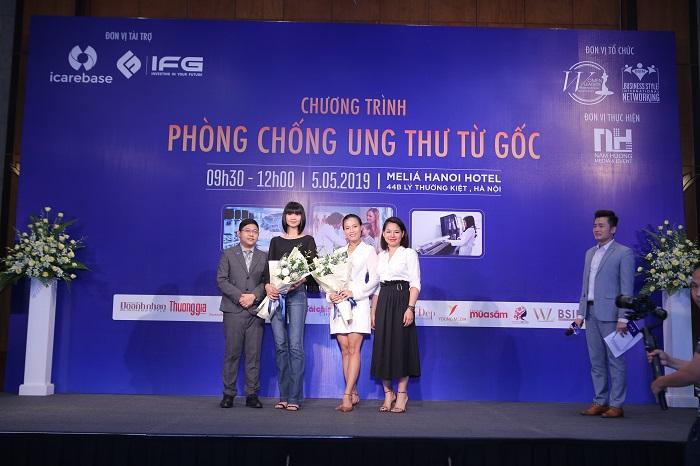 IMG 8485 Cộng đồng đang chung tay cùng iCareBase & WLIN Global trong chiến dịch Phòng chống Ung thư từ Gốc