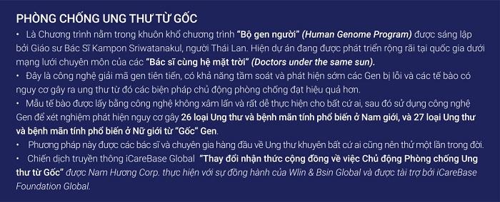box MC   BTV VTV Huyền Châu: Chương trình Phòng chống Ung thư từ Gốc như chiếc phao cứu sinh cho vấn đề sức khỏe người Việt Nam